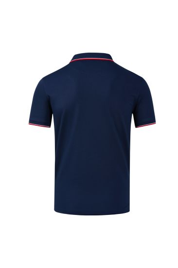 Polo Shirt with a Lapel Trendy Cotton T-Shirts