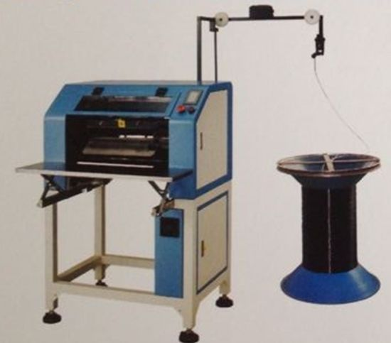Automatic Single Wire Forming&Binding Machine