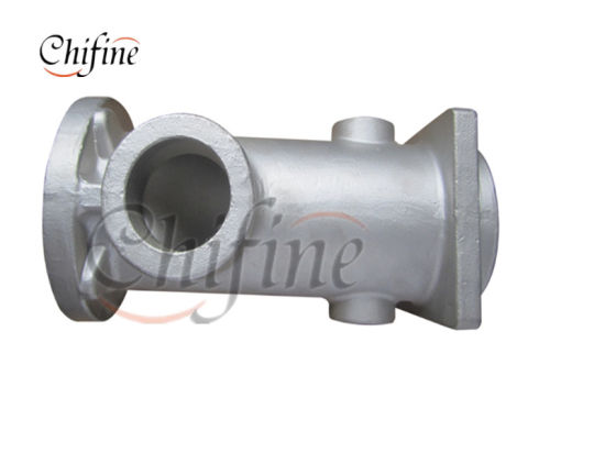 OEM Precision Casting Valve Body Part with Sainless Steel pictures & photos