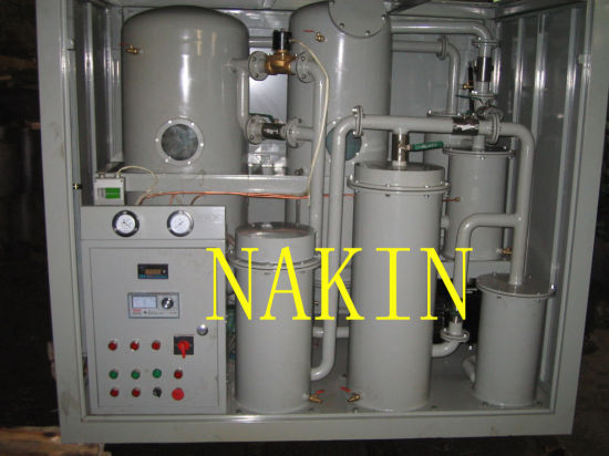 High Quality Turbine Oil Purifying Machine pictures & photos