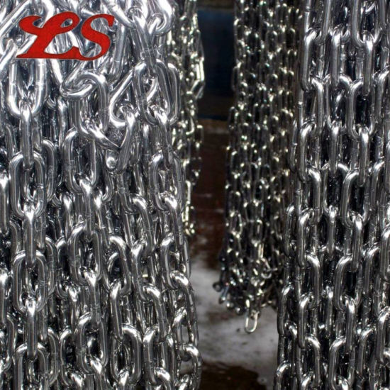Metal Galvanized Short Link Chain pictures & photos