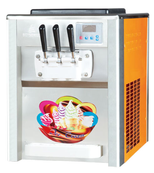 Ice Cream Machine with CE Certification (BQL-818T) pictures & photos
