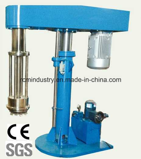 Pigment Horizontal Sand Mill (Disc Type) pictures & photos
