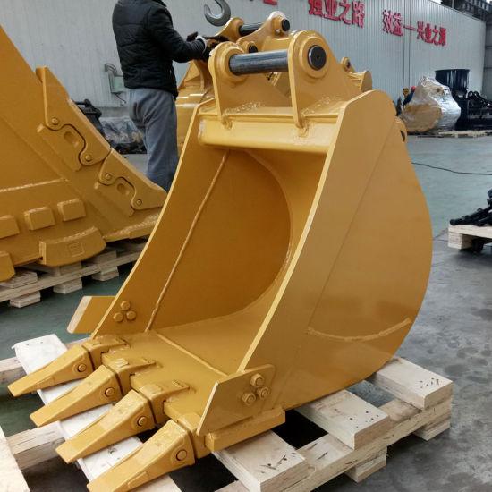 China Cat420e 600mm Mini Digger Bucket Caterpillar Excavator