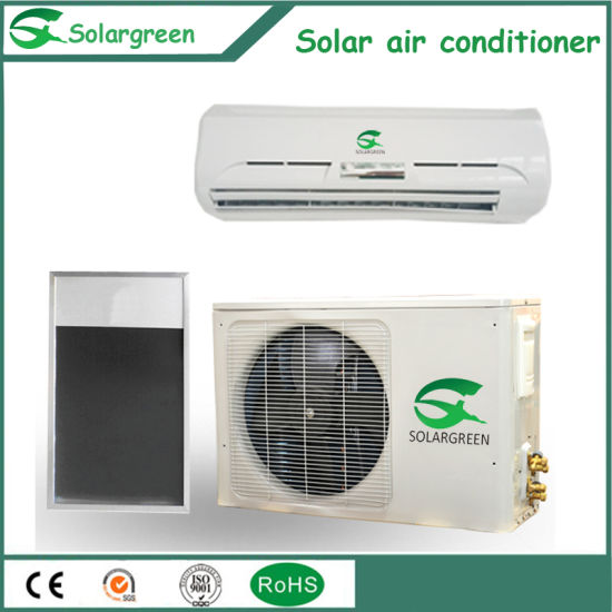 Hybrid Solar Air Conditioner Ce CB Certificated Factory Supply