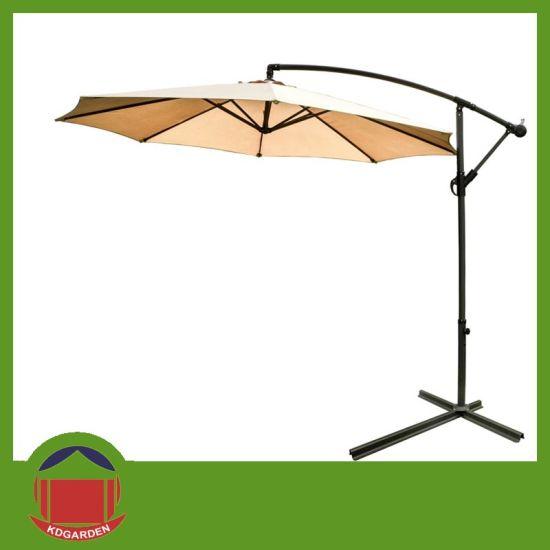 Sun Garden Banana Umbrella For Outdoor Use