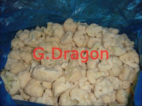 High Quality New Crop Frozen Cauliflower