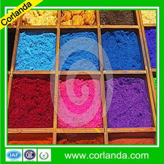 Inorganic Dye Chemicals Pearl Iron Oxide Pigment