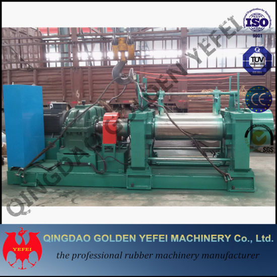 Hot Sale Rubber Refiner Mixing Mill Machine X (S) K-610 pictures & photos