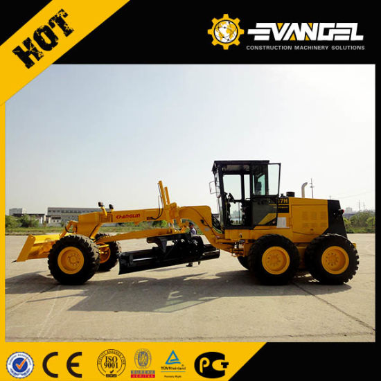 China New Price Top Sale Changlin Motor Grader 722h 220HP