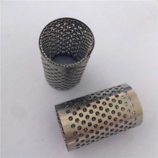 Valve Filter Valve Stainer by Metal Stamping pictures & photos