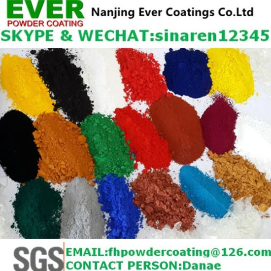 Electrostatic Spray Epoxy Polyester Powder Coating pictures & photos
