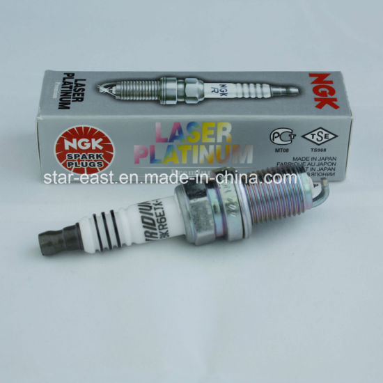 Iridium Power Spark Plug for Ngk Bkr6eix Toyota/Nissan/BMW pictures & photos