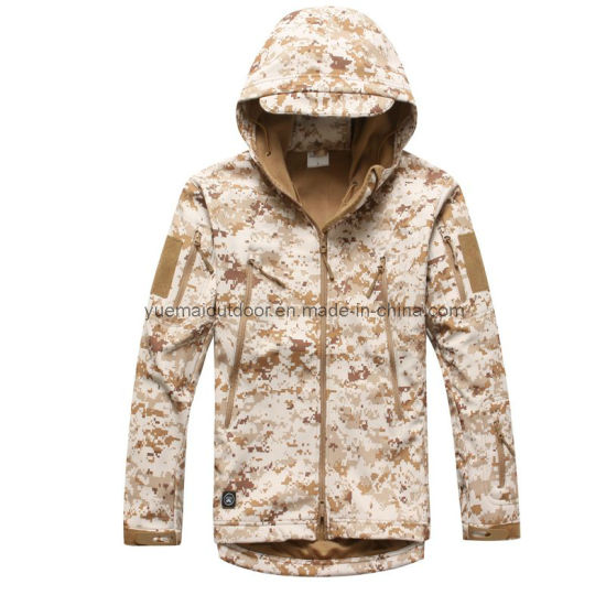 1575d025d China Army Desert Digital Camo Softshell Waterproof and Breathable ...