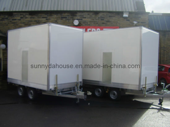 Portable Boat Toilet : China boat trailer portable toilet movable trailer toilet