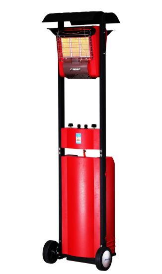 Gas Patio Heater with Ceramic Burner 8400 Watt
