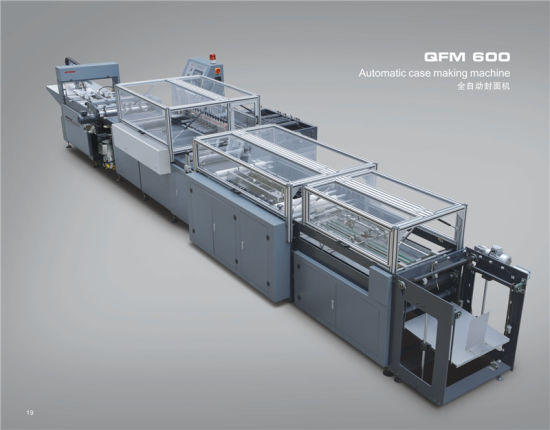 Case Making Machine Qfm-460 with High Speed