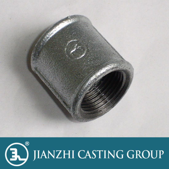 Malleable Iron Part Thread Socket pictures & photos