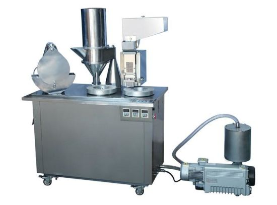 New Semi-Automatic Capsule Filler (CGN-208D) pictures & photos