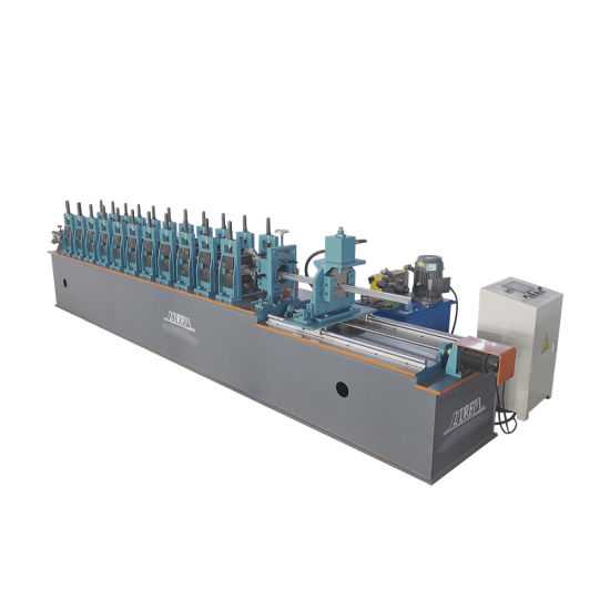 C U T Ceiling Grid Wall Angle Drywall Corner Light Keel Steel Frame Roll Forming Roof Roofing Sheet Tile Making Machine