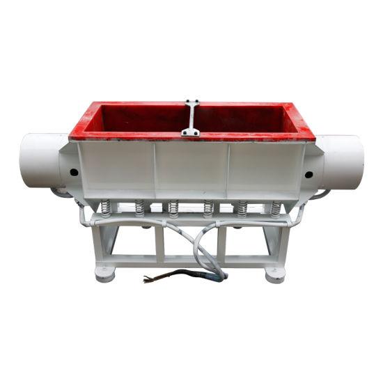 Tub Type Vibratory Finishing Machine for Larger Parts Polishing & Deburring