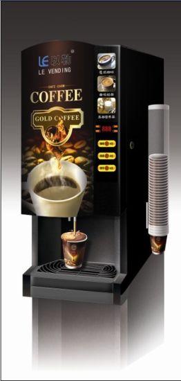 Hot Coffee and Bverage Vending Machine F303