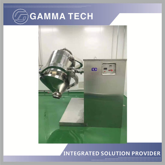 High Quality Stainless Steel V Type Blender Mixer Powder Mixer