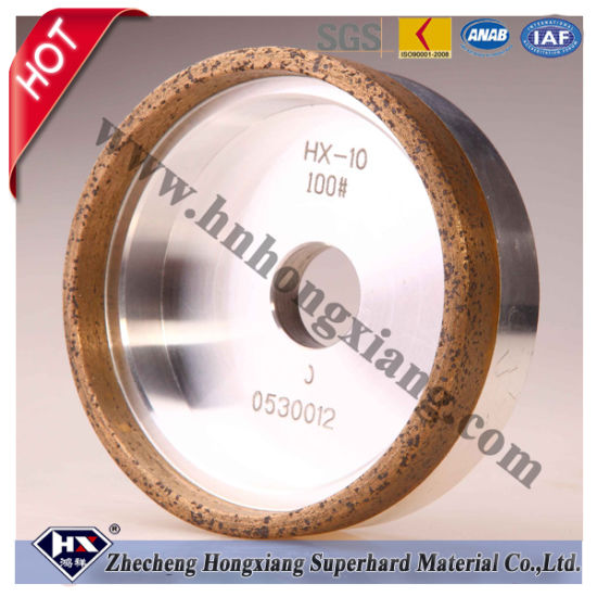 Metal Bond Diamond Grinding Wheel for Glass Machine pictures & photos