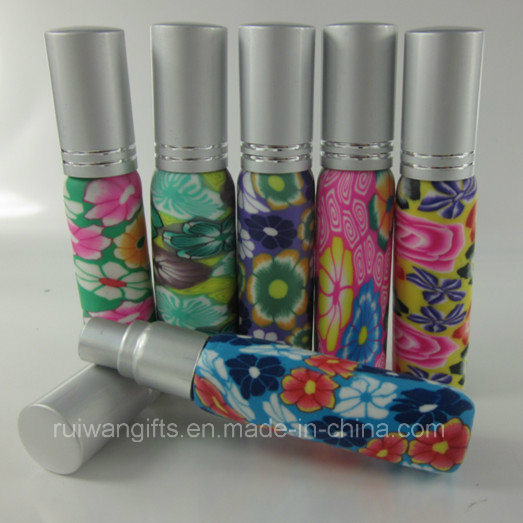 10ml Polymer Clay Parfum Bottle, Spray Parfum Bottle