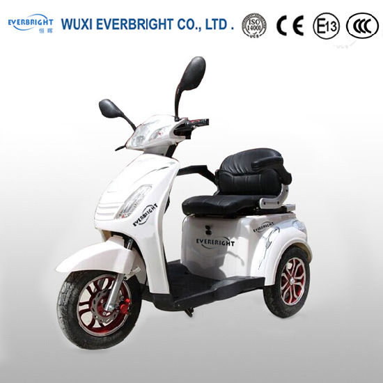 Popular 48V 500W EEC Electric Tricycle Car