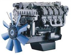 Brand New Deutz Bf8m1015c Diesel Engine (Deutz BF8M1015CP)