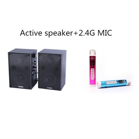 Jusbe Hot Sales PRO Audio Bluetooth DJ Speaker Altavoz XL-665