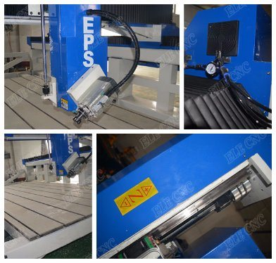 Ele 1325 Wood Working CNC Router, Wood EPS Foam Cutting Machine for Sale pictures & photos