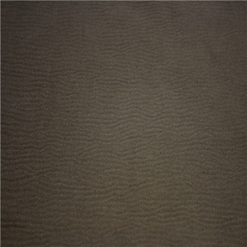 Soft Faux Artificial Synthetic PU Leather for Hotel-Chamy