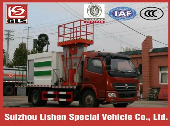 Multi Function Environment Sanitation Truck pictures & photos