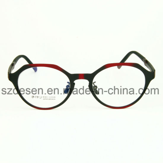 China High Quality Customized Full Rim Antique Metal Frame Glasses ...