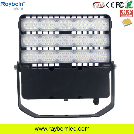 Stadium Wharf 400W Equivalent LED Flood Light Metal Halide Fitting with IP65 pictures & photos