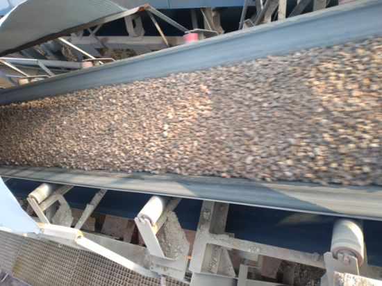High-Tech Typical-Project Long-Distance Curved Belt Conveyors System
