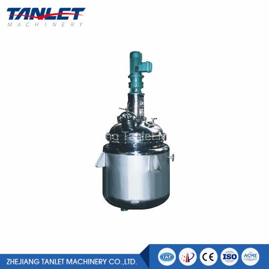 Industrial Stainless Steel Vacuum Crystallization Tank/Crystallizer