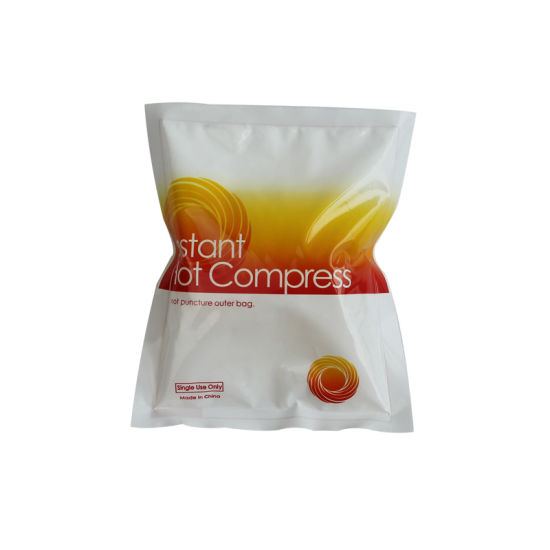 Instant Hot Pack Disposable Hot Compress