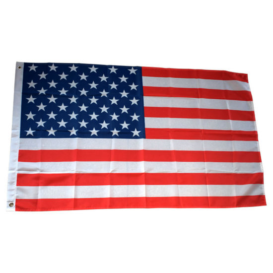Custom Printed 3*5FT Us American National Flag