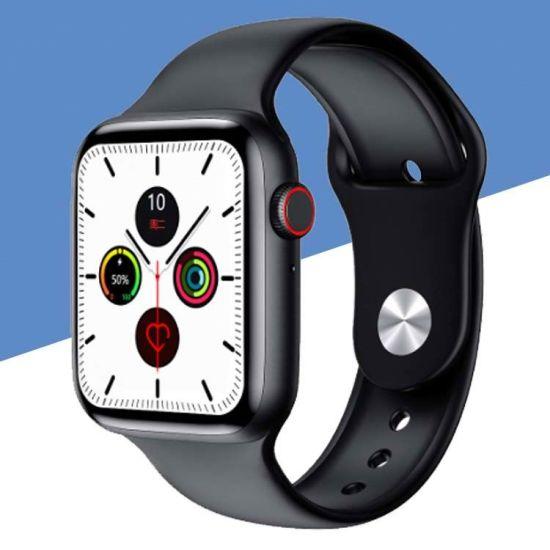 in Stock Body Temperature ECG Bt Call Smart Watch IP68 Waterproof Men Women for Ios Android Watch 6 Iwo Tw26 Smartwatch