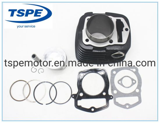 Motorcycle Engine Parts Motorcycle Cylinder Kit Negro 250-Z 14 - 17 pictures & photos