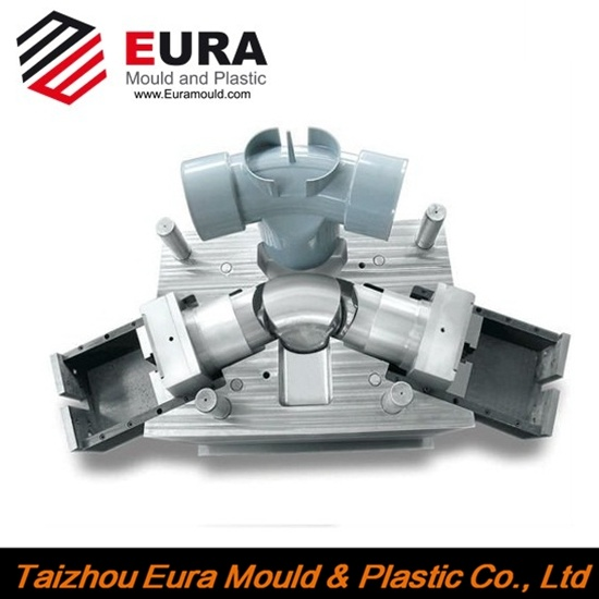 PVC Plastic Pipe Extrusion Die Fitting Mould