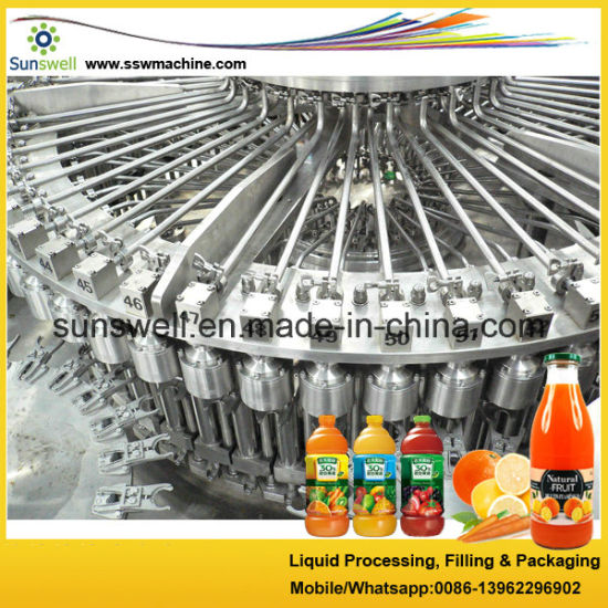PET/ Plastic Bottle Juice Machine/ Juice Filling Equipment pictures & photos
