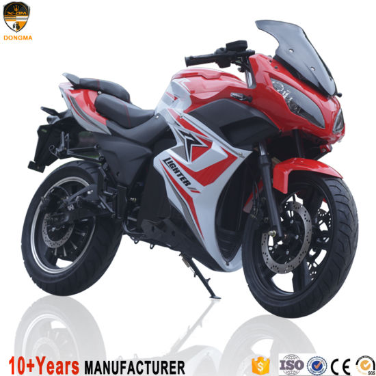 Hot Selling Dongma 5000W Electric Motorcycle