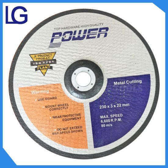High Efficient Metal Grinding Abrasive Cutting Disc