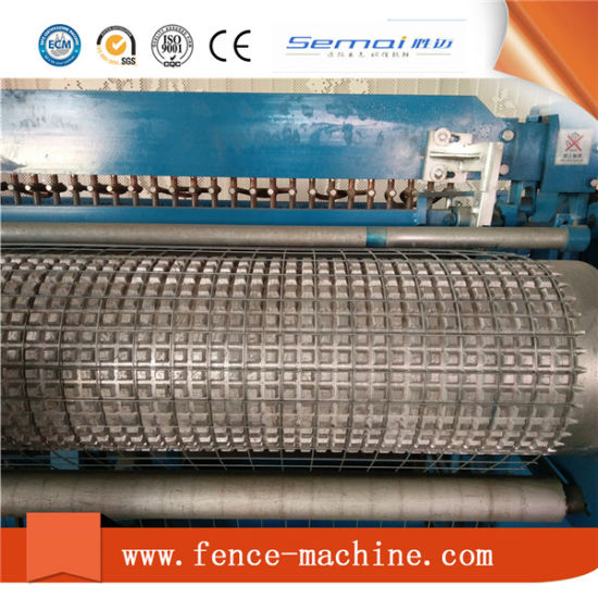 Automatic CNC Fence Mesh Welding Machine Price pictures & photos