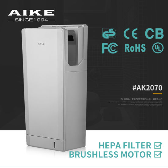 AIKE2070 Hotel Amenities Commercial Dryer Price Restroom Electric Hand Dryer pictures & photos