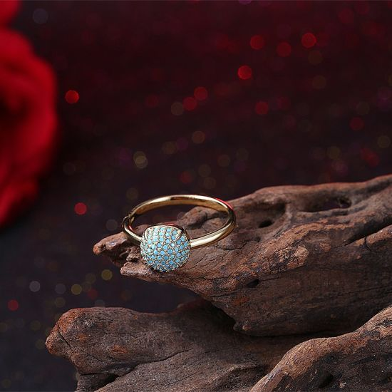 Calaite Women Rings Top Grade Fashion Rings pictures & photos